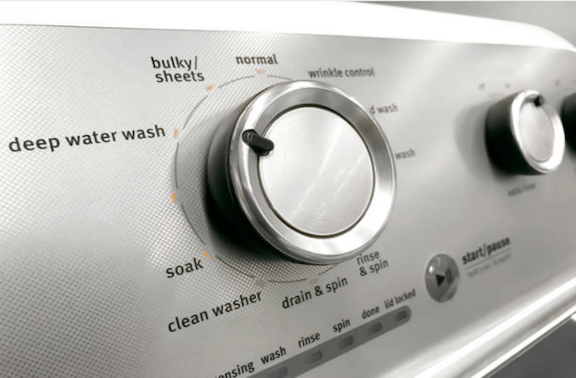 modern washer dryer control board